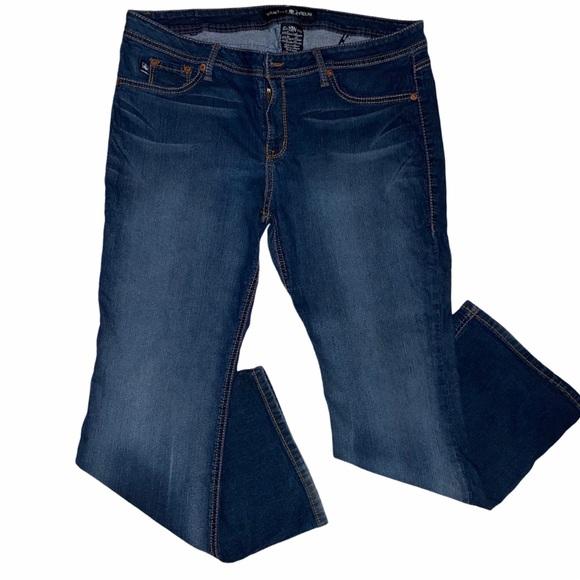 Torrid Source of Wisdom Bootcut Jeans. Size: 20